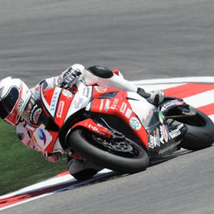 Mondiale Supersport a Misano 2009: Danilo dell'Omo