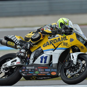 Christian Gamarino - Bardahl Evan Bros. Honda Racing Team